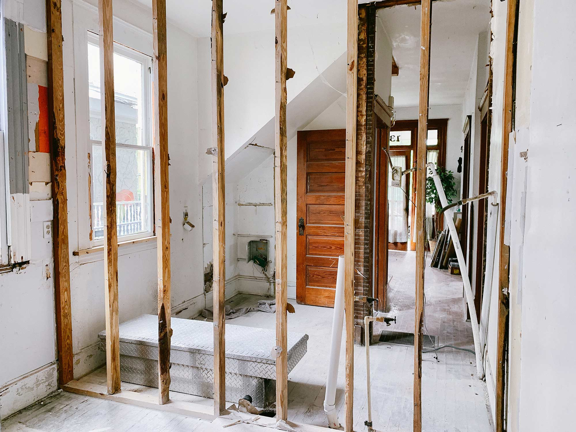 home inspection - site monitoring